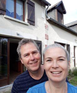Frank en Marjolein