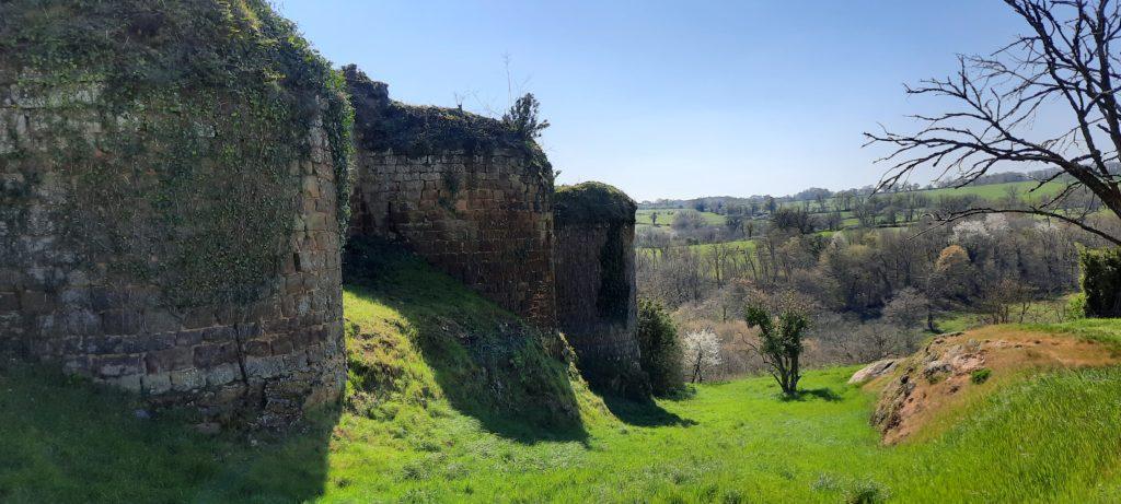 Ruine van Brosse