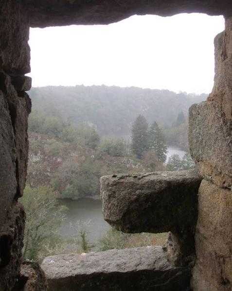 Ruine van Crozant